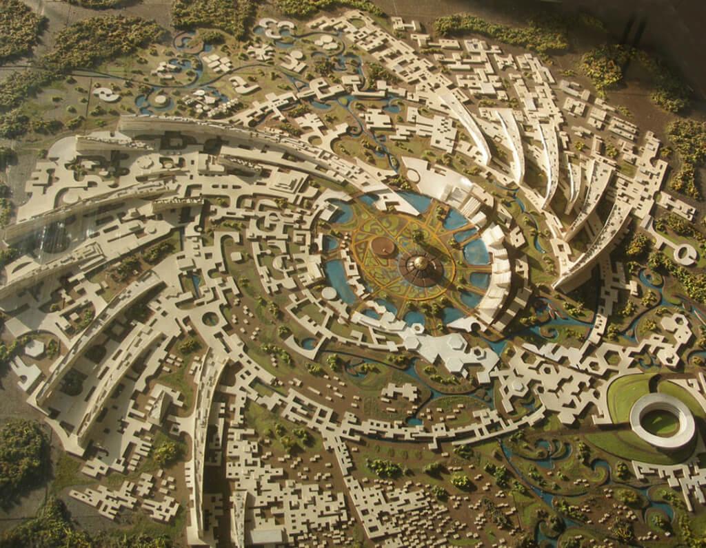 Mandala de Auroville