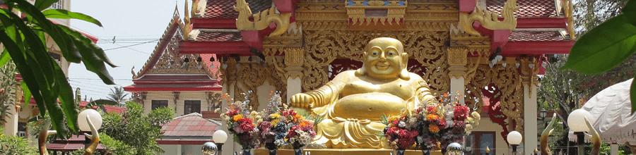 Oferendas para o Buda