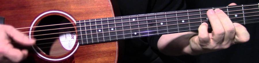 Manutenção do violão